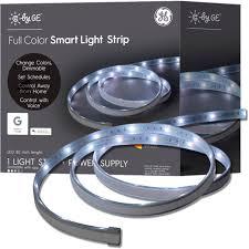 """C by GE 80"""" Full Color Smart <b>LED Light Strip</b> 93103488 - Best Buy"""