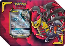 Pokémon Trading Card Game: Power Partnerships <b>Tin</b> Styles May ...