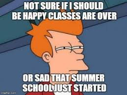 Summer School Meme | Kappit via Relatably.com