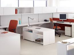 office furniture interior design modern office design ideas with attractive white wooden furniture set and attractive modern office desk design