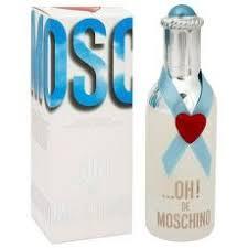 Moschino Oh De Moschino Туалетная <b>Вода</b> Тестер 75 Мл ...
