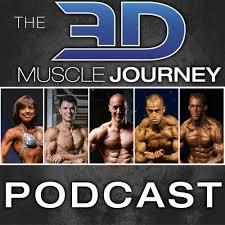 3D Muscle Journey