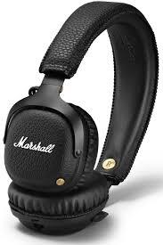 <b>Беспроводные наушники Marshall Mid</b> Bluetooth, черный купить ...