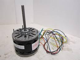 direct drive mm exhaust fan blower ventilation ao smith dlr direct drive fan blower motor   hp  rpm