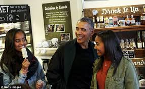 president obama declares himself a feminist in glamour essay    first dad  president obama has declared himself a feminist in a personal essay featured in