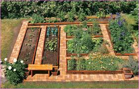 Small Picture Raised Bed Vegetable Garden Designs Markcastroco