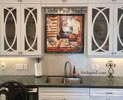 Kitchen Tile Backsplash Murals Louisiana Kitchen Tile Backsplash Cajun Art Tiles