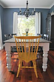 Farmhouse Dining Room Table And Chairs 1000 Images About Dining Room Table On Pinterest Seat Cushions