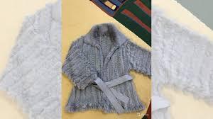 Вязанное <b>пальто с элементами</b> стриженной норки. Вор купить в ...