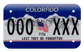 License Plates- Military | Department of Revenue - Motor Vehicle