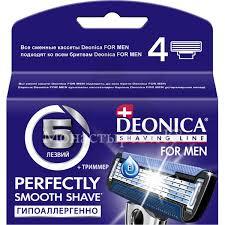 Купить <b>Кассеты</b> Деоника (<b>Deonica) For</b> men5 по низкой цене с ...