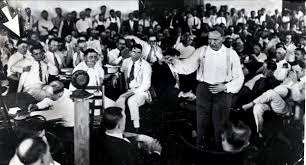this week in history elvis debuts scopes trial begins and elvis debuts scopes trial begins and wyoming becomes a state