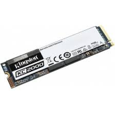 Купить <b>диск</b> SSD 500Gb <b>Kingston KC2000</b> NVMe M.2 (SKC2000M8 ...