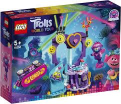 <b>Конструктор LEGO Trolls</b> 41250 <b>Вечеринка</b> на Техно-рифе ...