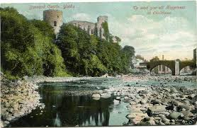 Ada Boilol, John F Clavering, Barnard Castle