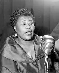 Photo of Ella Fitzgerald. UNSPECIFIED - CIRCA 1970: Photo of Ella Fitzgerald Photo by Michael Ochs Archives/Getty Images. Getty Images - slide_294180_2383521_original