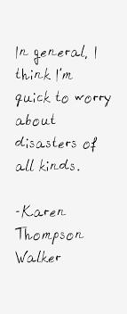 Supreme 10 suitable quotes by karen thompson walker picture German via Relatably.com