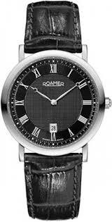 <b>Мужские</b> наручные <b>часы Roamer</b> — купить на официальном ...