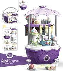 <b>Игровой</b> набор <b>Pituso</b> HW20061238 Фабрика Мороженого в ...