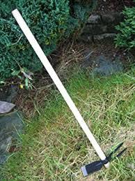 <b>Double Headed</b> Hoe, Chillington <b>Crocodile</b> Garden Hoe & Fork 35.5 ...