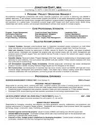 project manager resume accomplishments job sample resumes project manager resume accomplishments