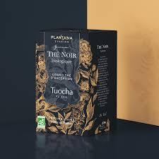 Tuocha <b>Pu Erh</b> Black <b>Tea Organic</b> - 18 teabags