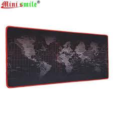 <b>Anti</b>-<b>skid World Map Rubber</b> Mouse Pad Oversized Non-slip ...