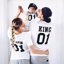 Cotton Fashion <b>Hot Sale</b> Student Boy Men's <b>King Queen</b> Loose ...