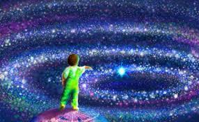 Resultado de imagen para imagenes y fotos de seres de luz en el cosmos