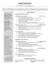 resume purchase officer logistics manager resume