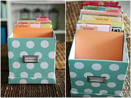 <b>IHeart</b> Organizing: Greetings! <b>Card</b> Organization