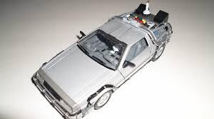 <b>Welly</b> Zurück in die Zukunft 2 DeLorean; <b>1:24</b>; Diecast Metal