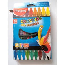 <b>Масляная пастель Maped Color</b> Peps Oil Pastel | Отзывы ...