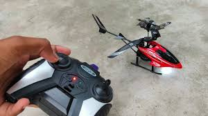 <b>RC Helicopter</b> Unboxing Remote Control Toy Satish tech - YouTube