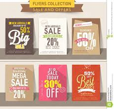 collection flyers offers poster banner design big discount collection flyers offers poster banner design big