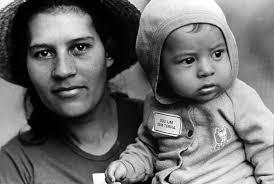 Roseli Nunes e Marcos Tiaraju, na foto dos anos 1980 | Foto: Carlos Carvalho - 20130908roseli-nunes