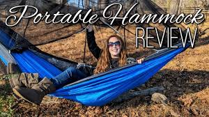 Easthills <b>Outdoors</b> Portable <b>Double</b> Camping <b>Hammock</b> Review ...