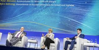 Merkel cabinet split on green vs <b>blue</b> hydrogen dilemma | Recharge