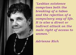 Amazing ten trendy quotes by adrienne rich picture Hindi via Relatably.com