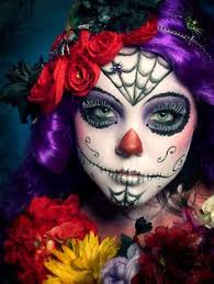 alexandra kevyn google beautiful sugar skull makeup and styling by jennifer ruth