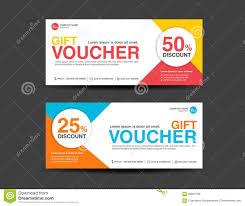 discount voucher template coupon design ticket banner template discount voucher template coupon design ticket banner template