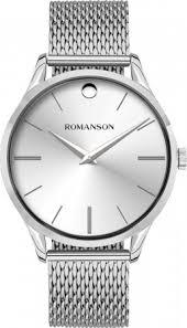 Наручные <b>часы Romanson</b> (<b>Романсон</b>). Подарки, бонусы