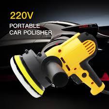 <b>Electric</b> Car <b>Polisher Machine 220V</b> 500 3500rpm 600W Auto ...