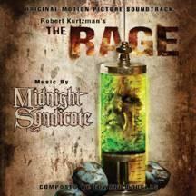 The <b>Rage</b>: <b>Original Motion Picture</b> Soundtrack - CD   MostlyDead.com