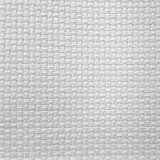 <b>Канва</b> Аида 14 белая (<b>Zweigart 3706</b>/100, Aida 14 white)