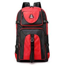 <b>Backpack</b> Outdoor Climbing <b>Large Capacity</b> Waterproof Nylon <b>40L</b> ...