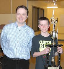 the windham eagle local students win in the stock market game gugliuzza and his teacher aaron vachon