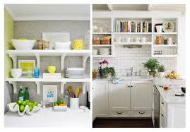 Kitchen Open Shelves Kitchen Ideas Kitchen Clever Kitchen Ideas Open Shelves Kitchen
