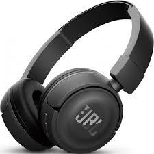 Беспроводные <b>наушники с микрофоном JBL</b> Bluetooth T450BT ...