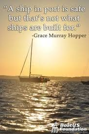 Boat Quotes on Pinterest | Foundation, Boats and Quote via Relatably.com